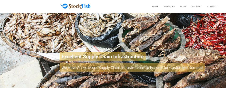StockFish theme
