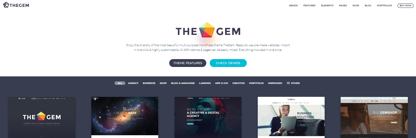 themes of TheGem