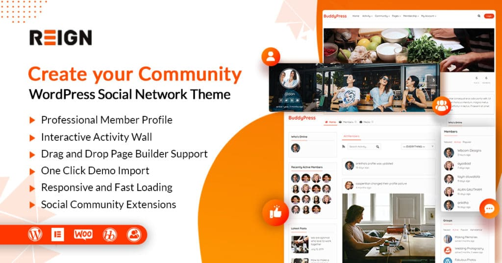 WordPress Blog Theme available to Bloggers