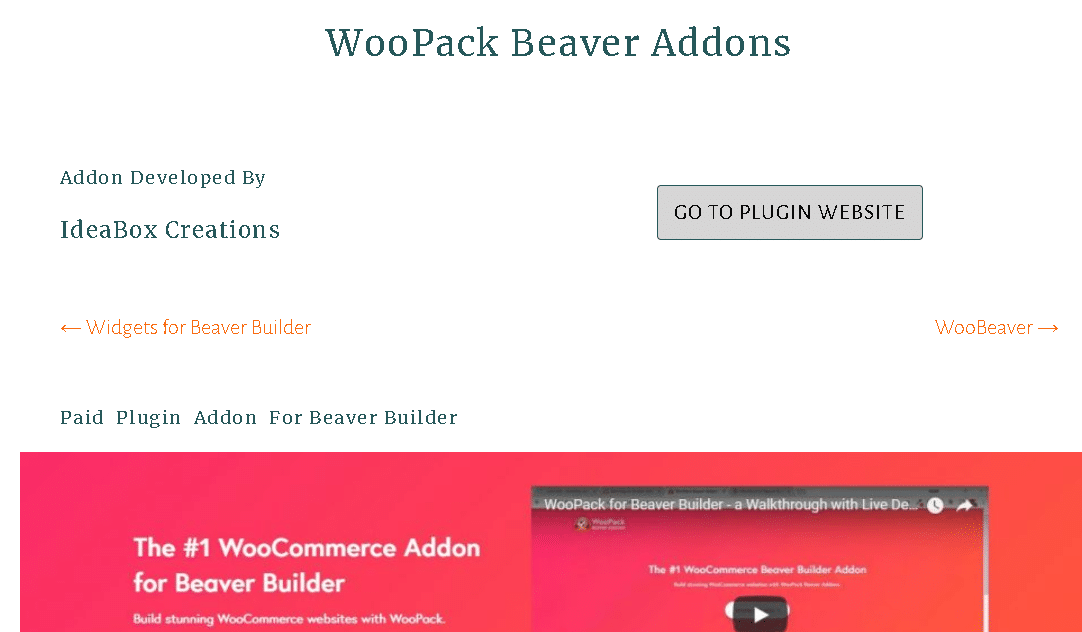 WooPack-Beaver-Add-ons