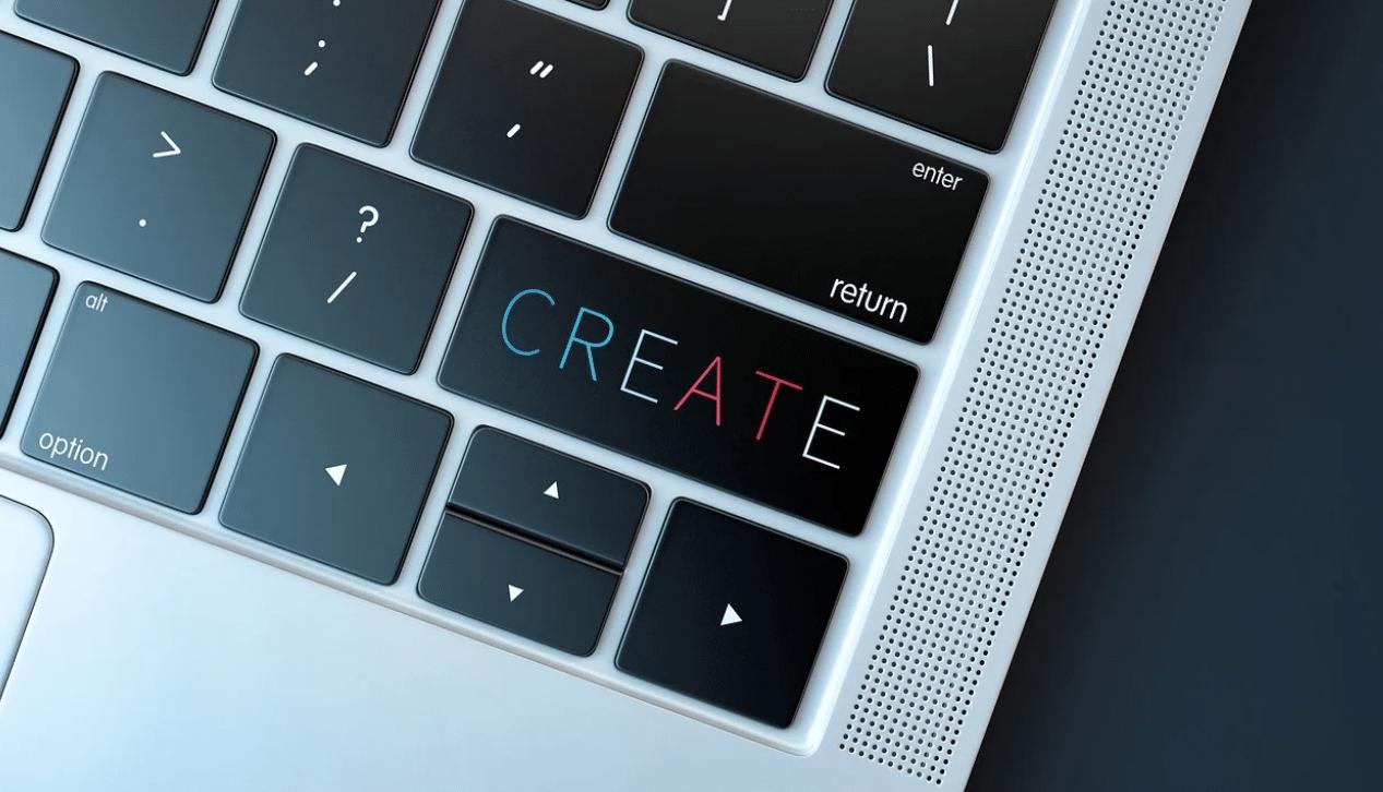 create authority content