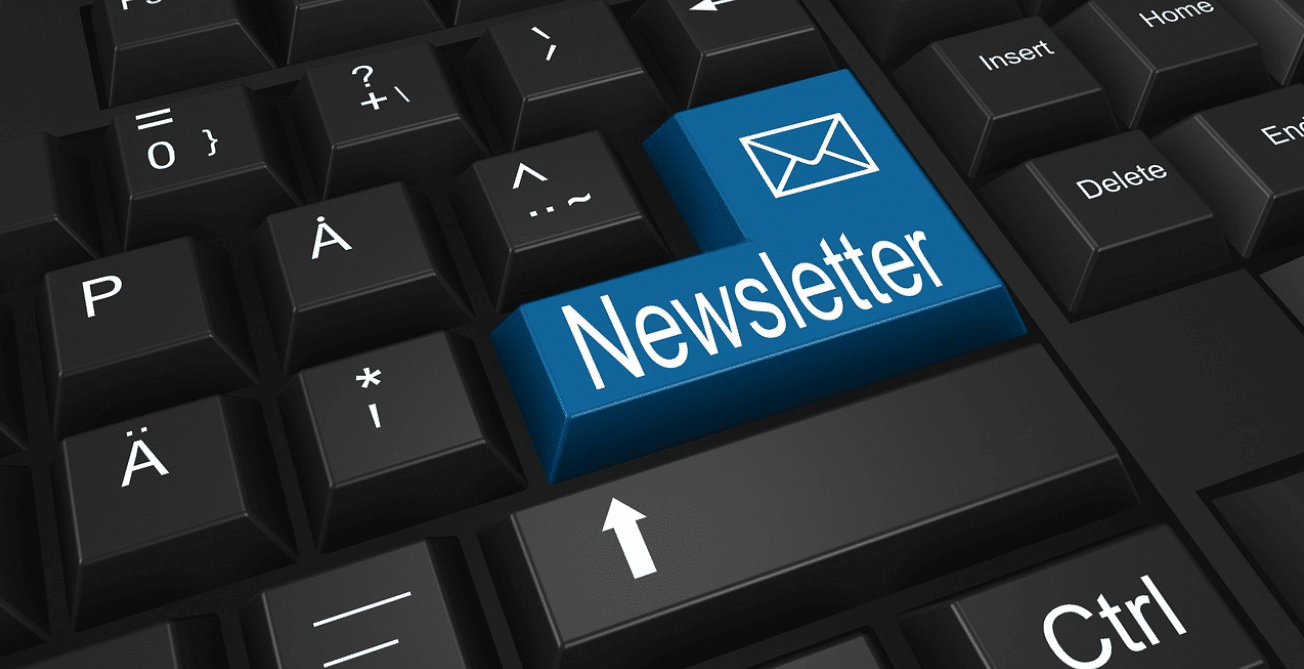 email newsletter, increase organic traffic