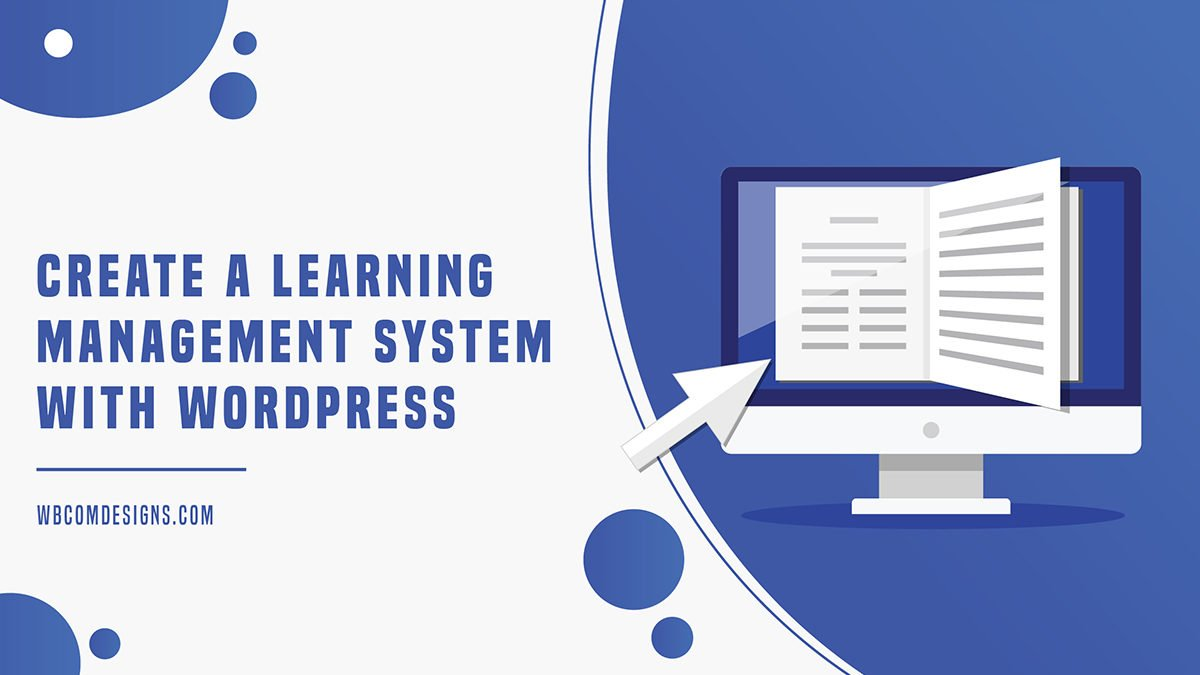 Creating Learning Management System