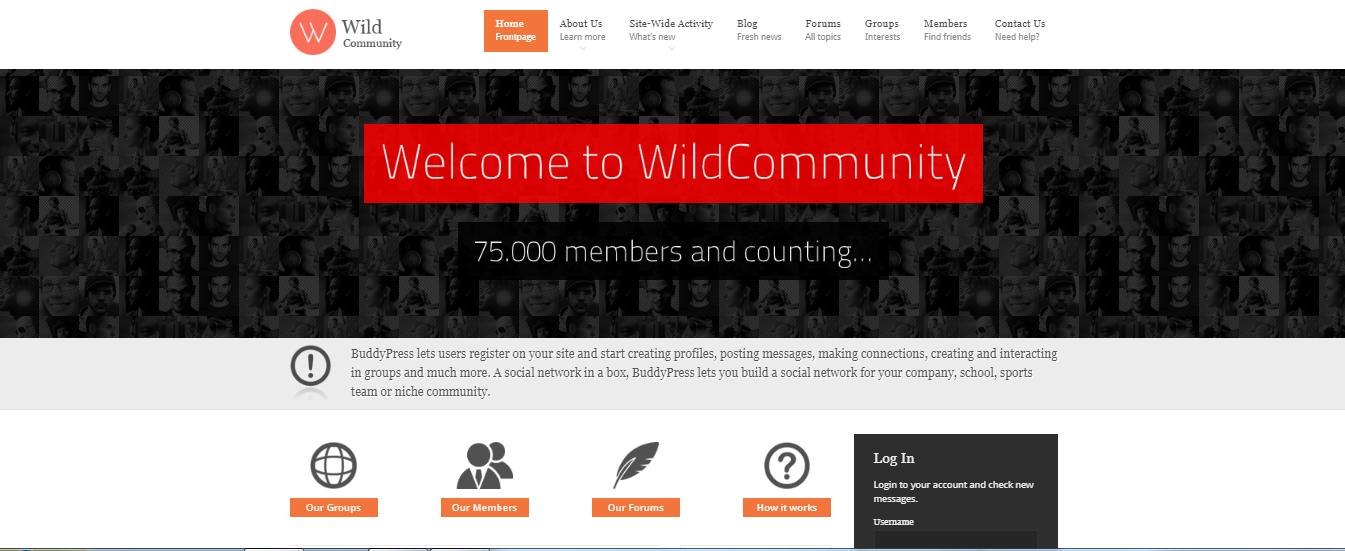 wild community