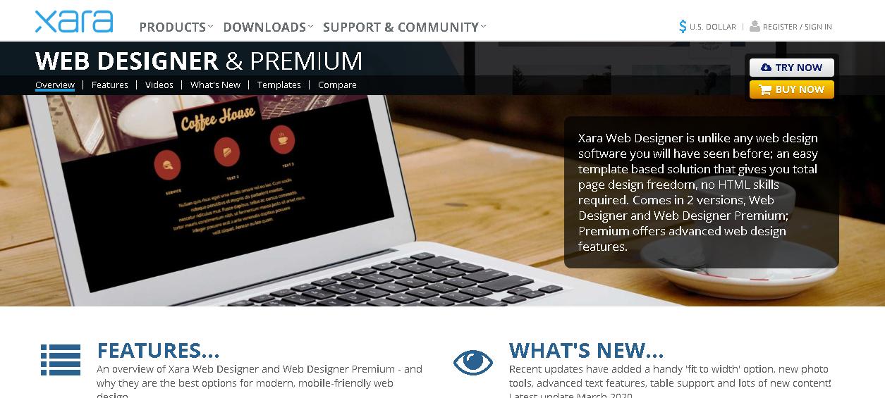 The 11 Best Web Designing Software Wbcom Designs