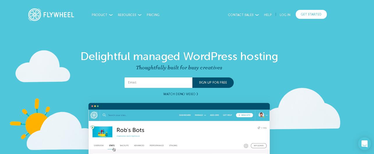 WordPress eCommerce Hosting
