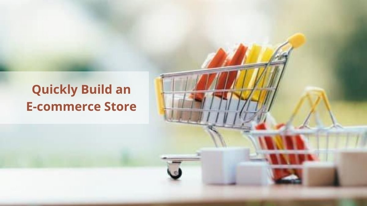 Building an eCommerce Website