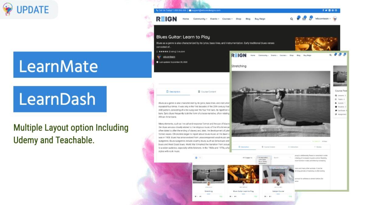 LearnDash Udemy Education WordPress Theme