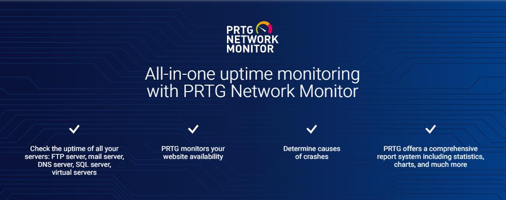 Uptime Monitoring Tools