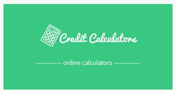 Credit calculator