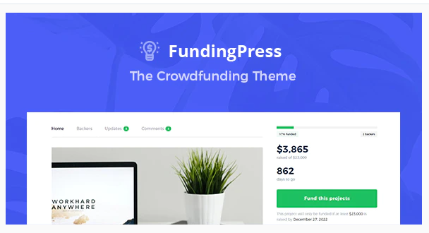 funding press