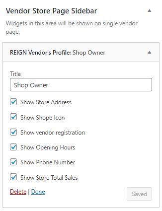vendor profile - Wbcom Designs