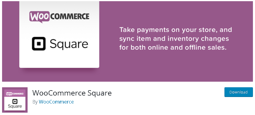 square by woocommerce