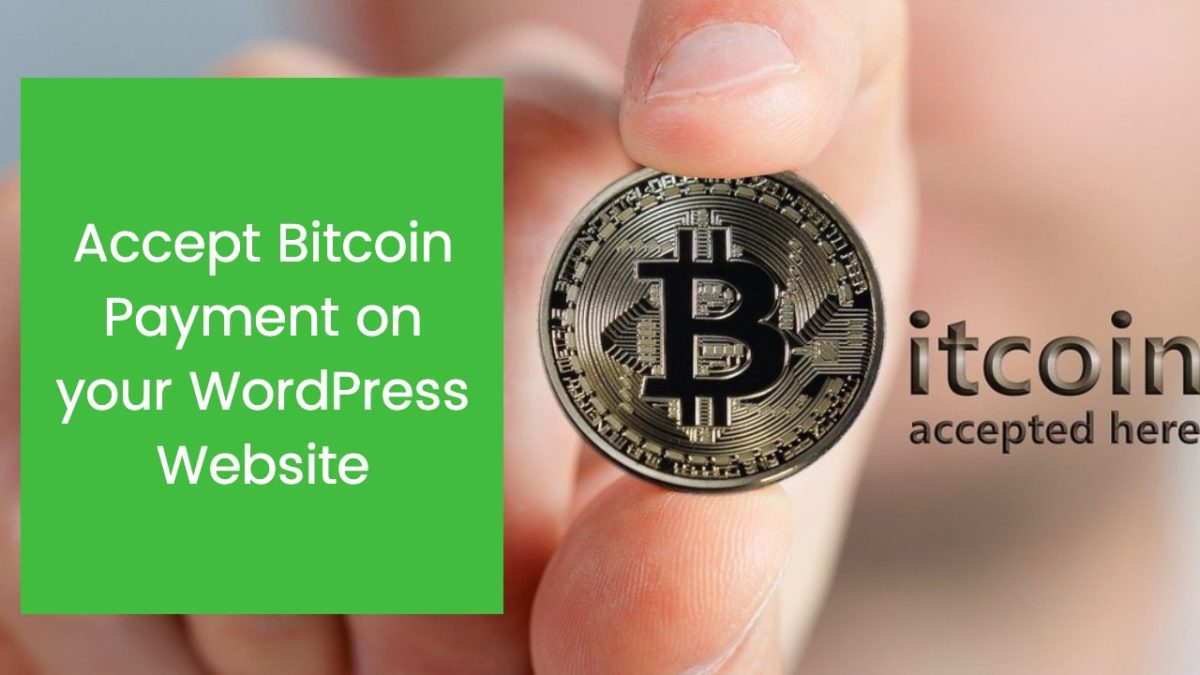 Bitcoin Payment for WordPress