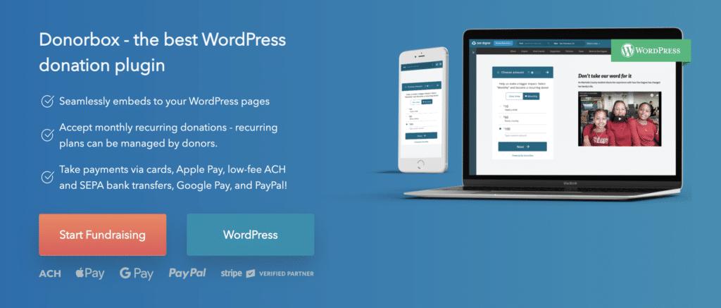 WordPress Plugins for Non-Profit Firms