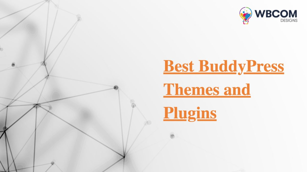 Best BuddyPress Themes and Plugins