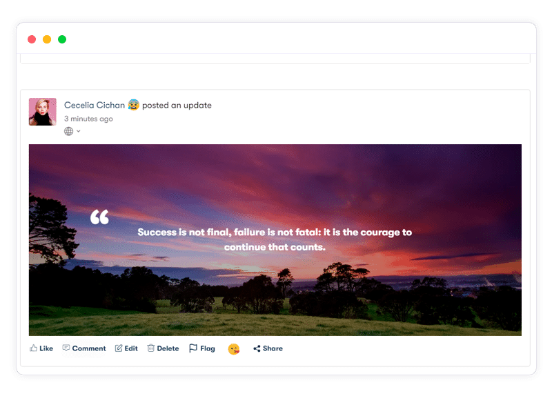 BuddyPress Quotes