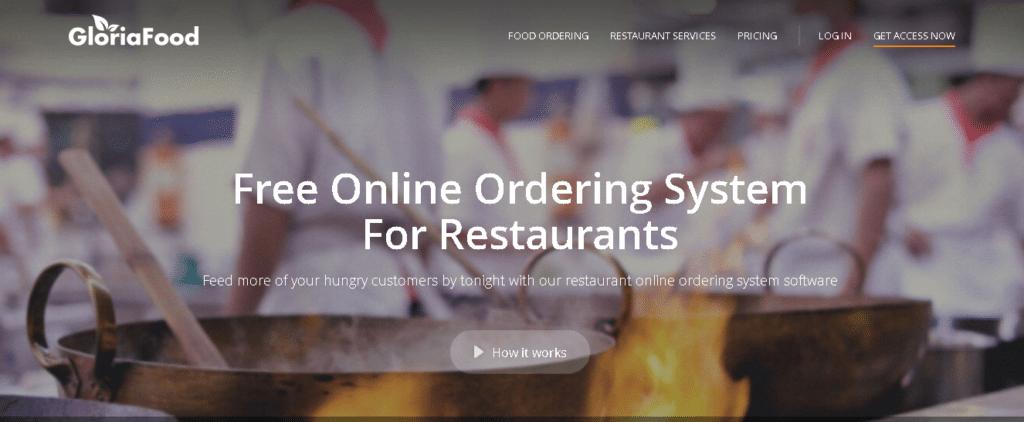 Restaurant Online Ordering Systems