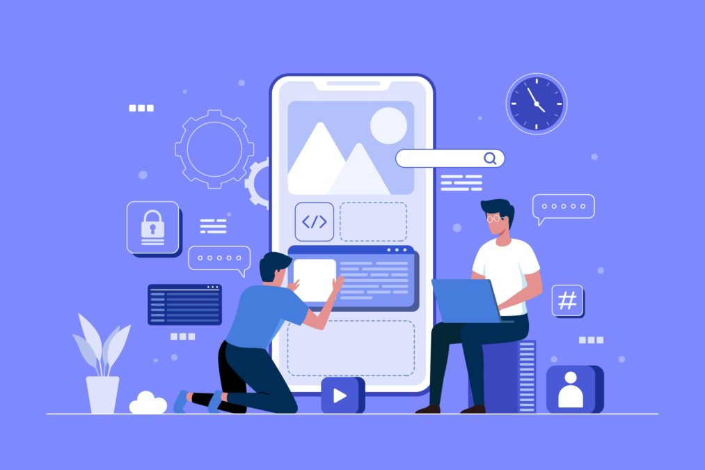mobile app develoment - Wbcom Designs