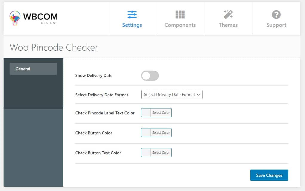 pincode checker 1 - Wbcom Designs