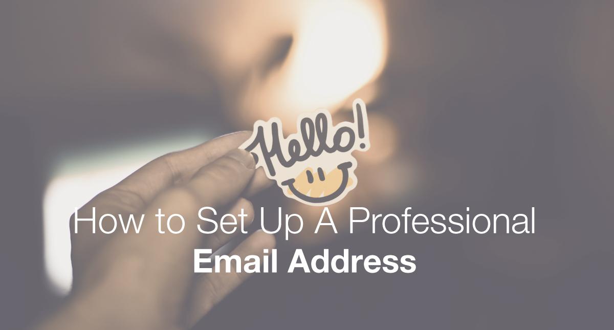 business email - Wbcom Designs