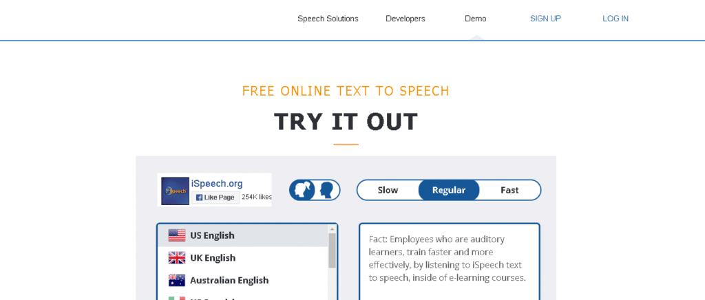 Best Text-To-Speech Softwares