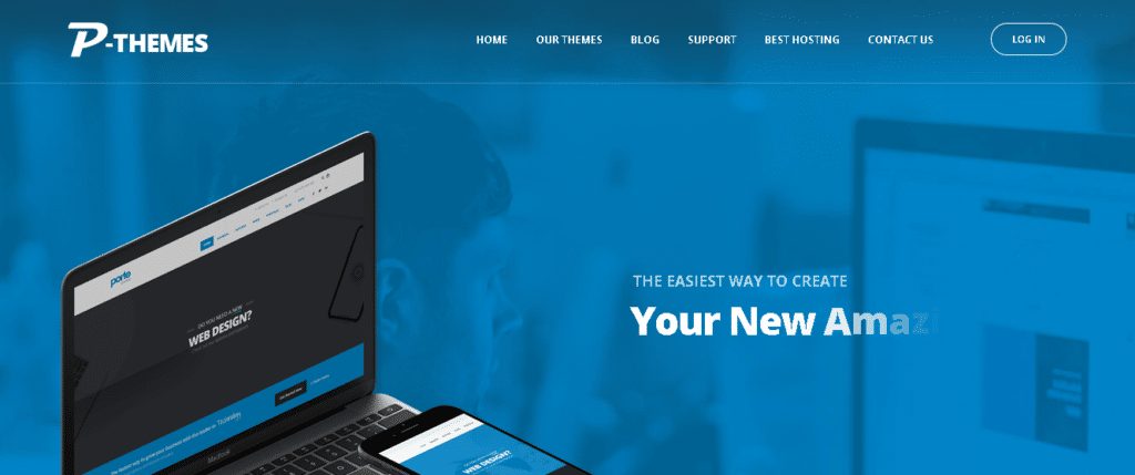 Porto Best WordPress Multisite Themes
