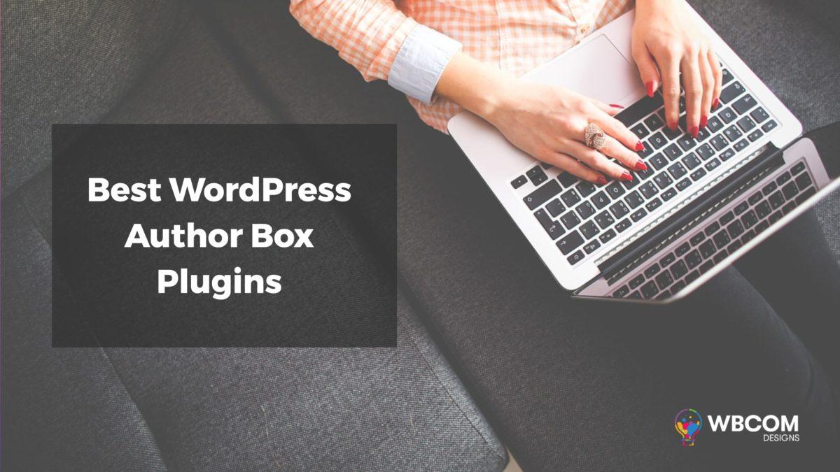 Best WordPress Author Box Plugins