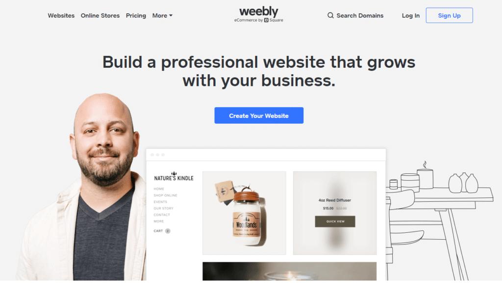 Weebly membership, membership website development