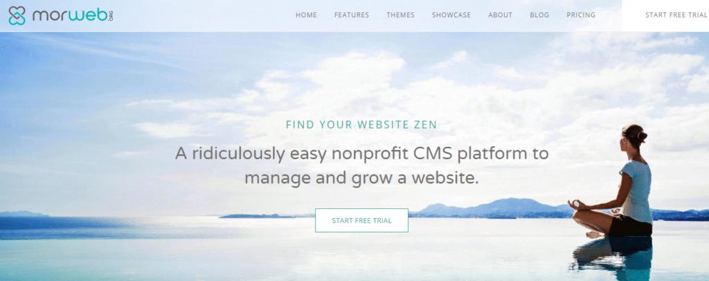 Morweb Membership website