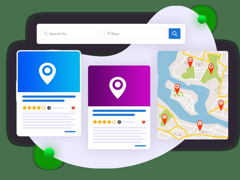 Regin-geo-location-search