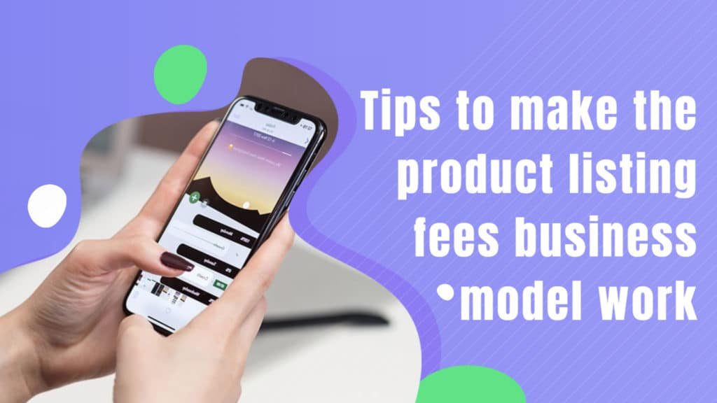 Tips to make the product listing