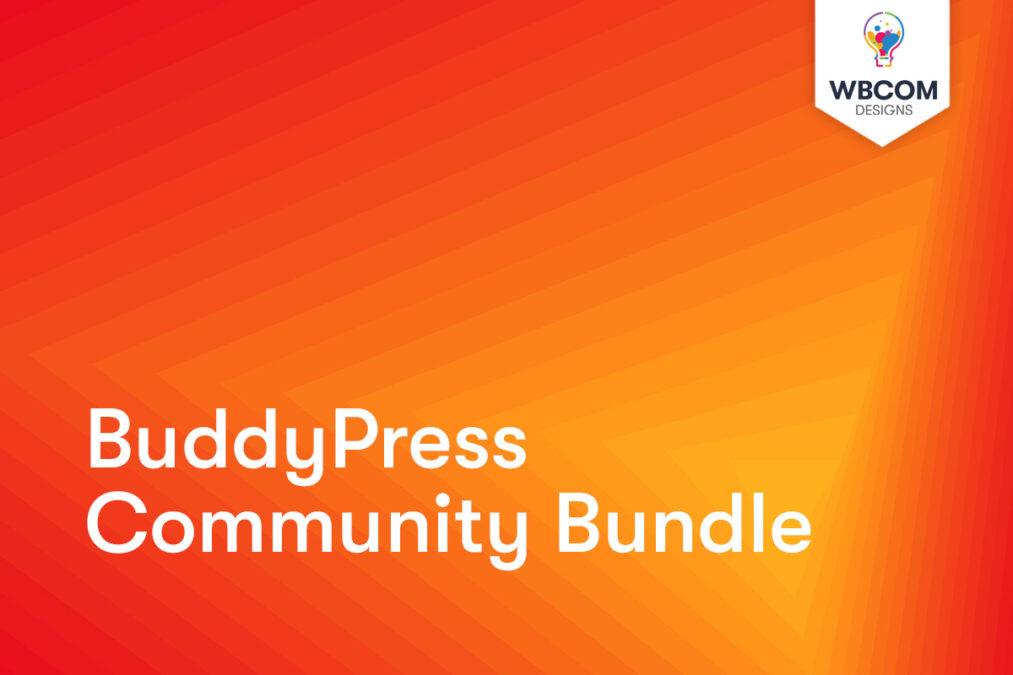 BuddyPress Community Bundle - Wbcom Designs