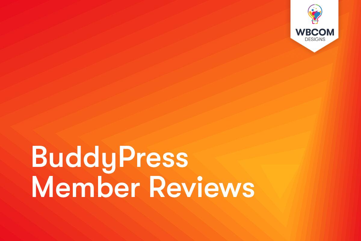 BuddyPress Member Reviews