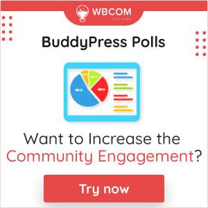 BuddyPress Community Engagement