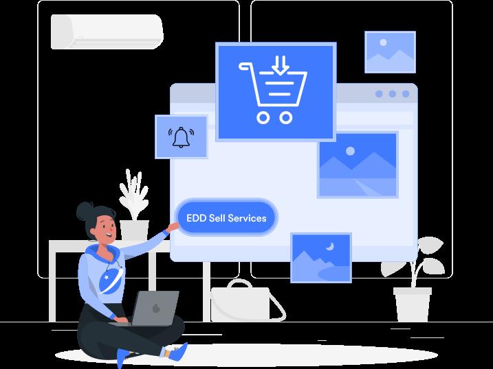 Custom Easy Digital Download Development - Wbcom Designs