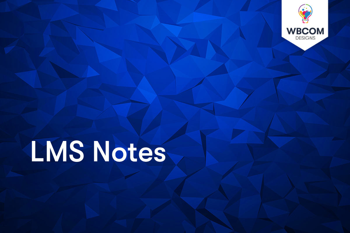 LMS Notes