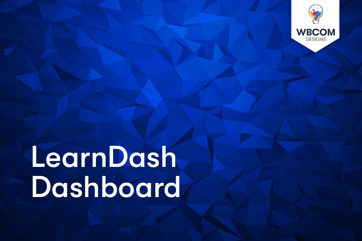 LearnDash Dashboard