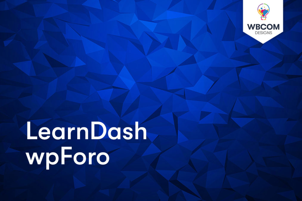 LearnDash WpForo