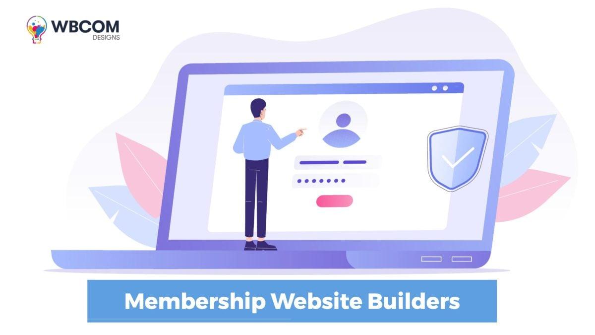 Membership web platforms