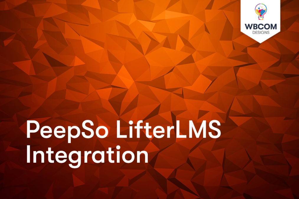 PeepSo LifterLMS Integration - Wbcom Designs