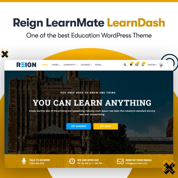 learndash - Wbcom Designs