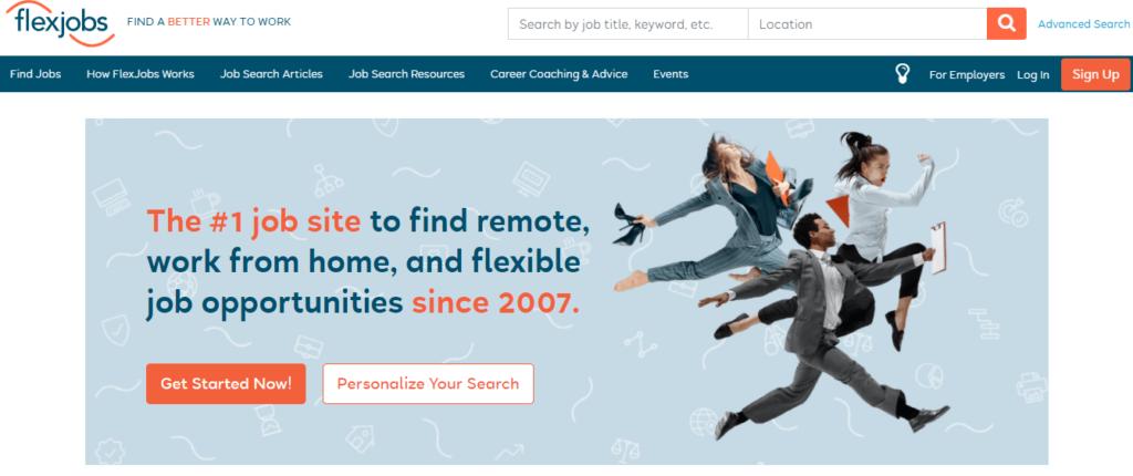 Flexjobs, Fiverr Alternatives
