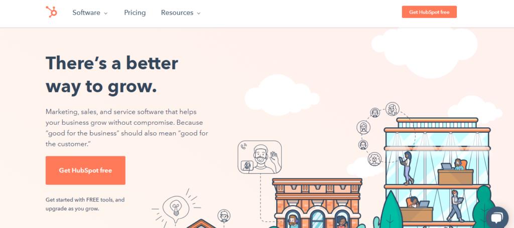HubSpot - Marketing And CRM SaaS Tool