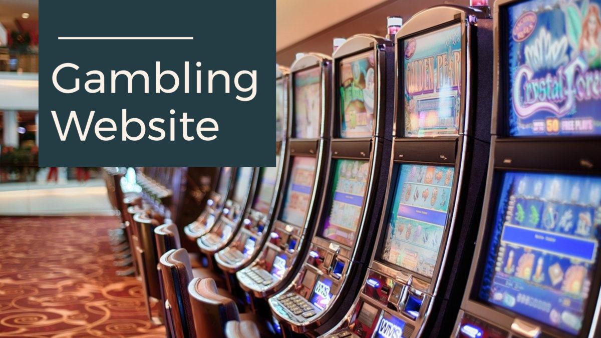 Gambling Website