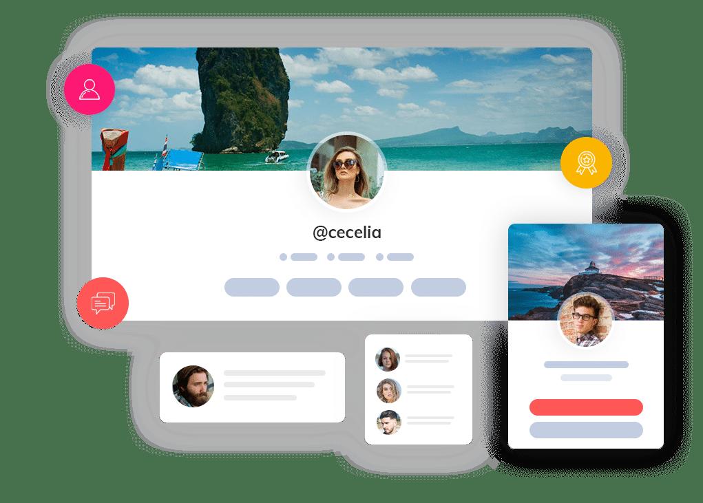 Buddyx Pro BuddyPress