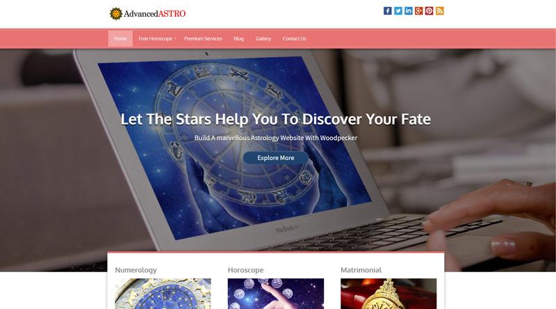 advanced astro