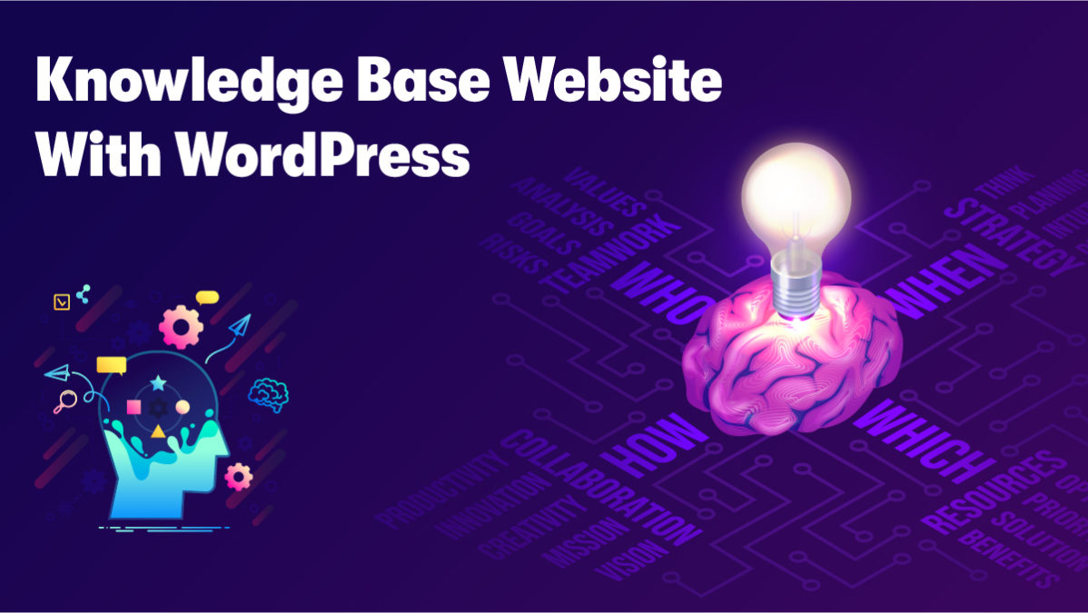 Knowledge Base Website With WordPress