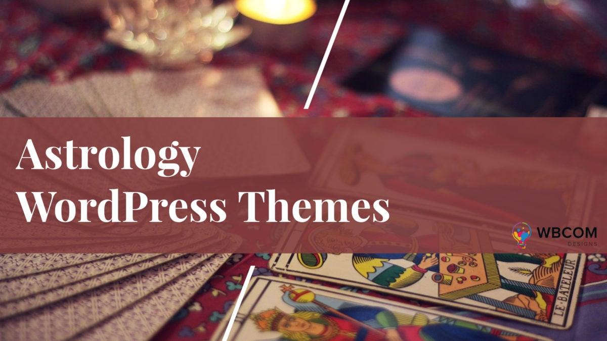 Astrology WordPress Themes