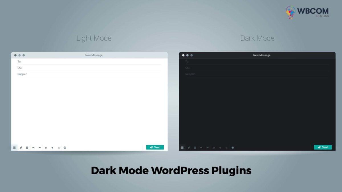 Dark Mode WordPress Plugins